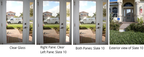 Residential and Commercial Privacy Film from Suntamers Window Tinting