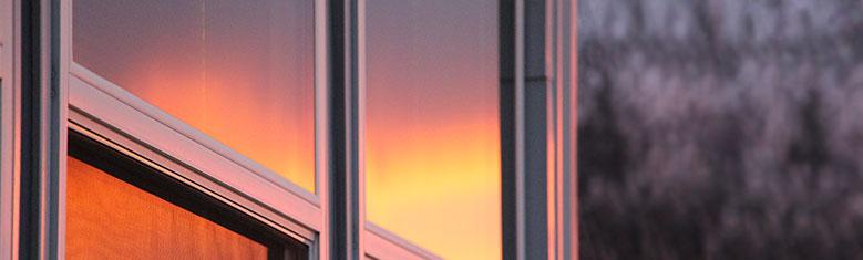 24 Hour Privacy Window Film by Suntamers
