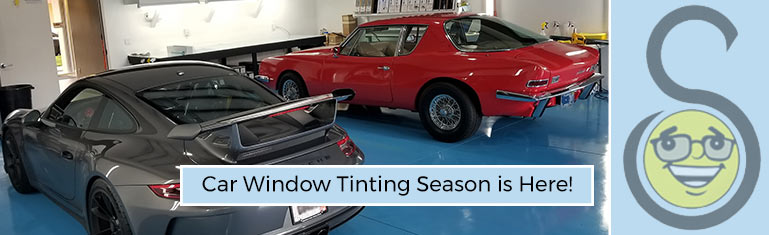 Car Window Tinting Season is Here | Suntamers SWFL Car Tinting Company