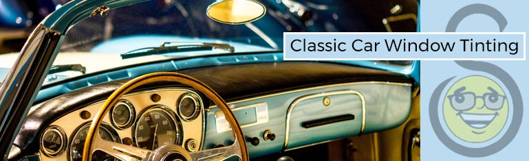 Classic Car Window Tinting Florida | Suntamers Auto Window Tint Blog