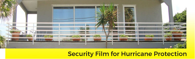 Does Window Film provide Florida Hurricane Protection? | Window Tinting Blog for Suntamers