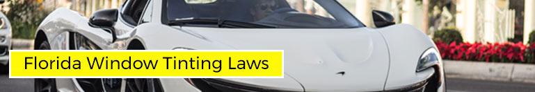 Florida Car Window Tinting Laws | Suntamers Car Window Tinting Company Florida