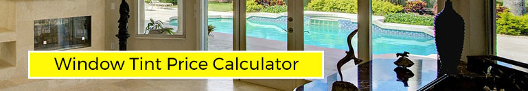 House Window Tinting Price Calculator | Suntamers Home Window Tint Company SW Florida