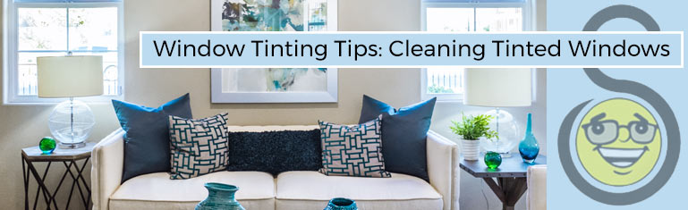 House Window Tinting Tips: Cleaning Your Tinted Windows | Suntamers Home Window Tint Company SW Florida