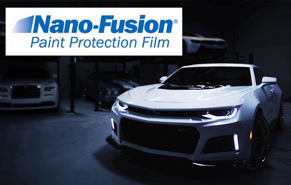 Nano-Fusion Paint Protection Film Professionally installed by Suntamers of SW Florida | Paint Protection Film Installers