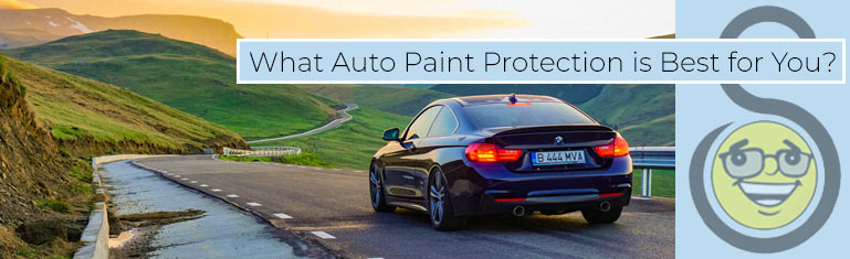 Our Top 2 Auto Paint Protection Options | Suntamers SW Florida Paint Protection Film